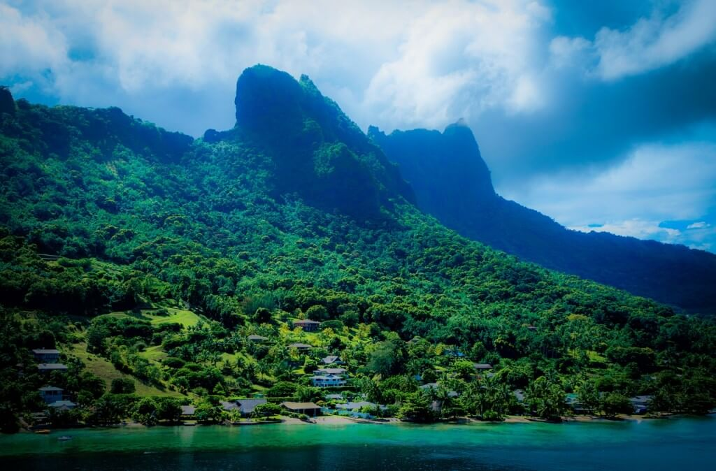 Moorea Insel