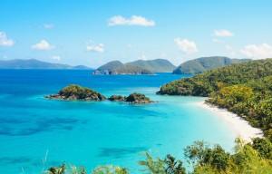 Auf eine Insel reisen