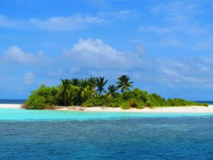 Eigene Insel